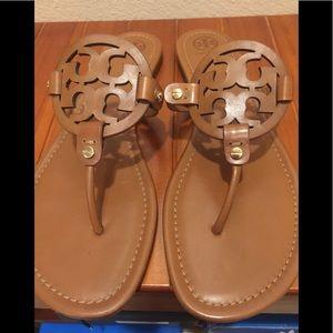 Tory Burch Miller vintage Vanchetta sandals 13m